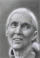 Jane Goodall by markstewart