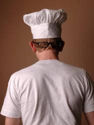 Shy Chef by monana349