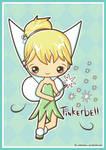 Tinkerbell by xXMandy20Xx