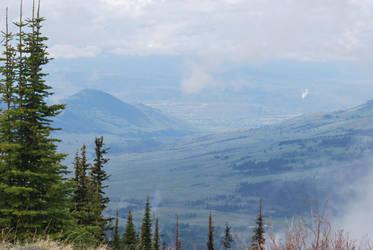Mt.Lolo Kamloops by Rayzerwolf