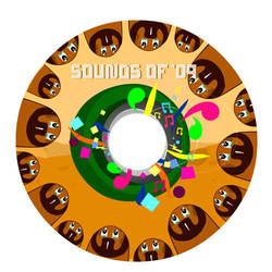 Sounds of 2009 - CD by chatton