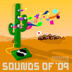 Sounds of 2009 - front by chatton