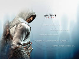 Assassins Creed Wallpaper by XReaper666