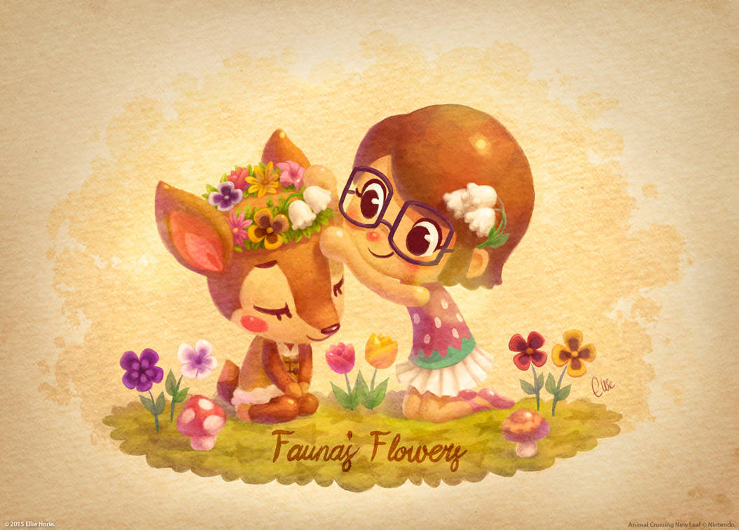 Fauna's Flowers by lilibz