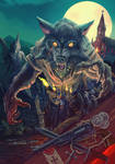 Werewolf by DisposableD