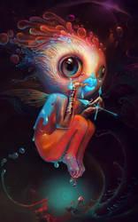 glamorous Poseidon by kumpan