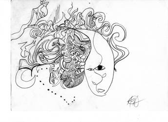 face 1 by Kateweb