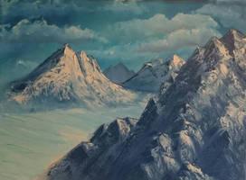 'Glacier' by SootheNoo1959