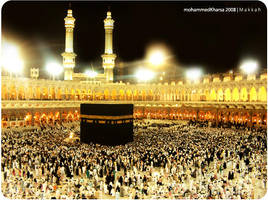 Makkah 1 by mohamdKharsa