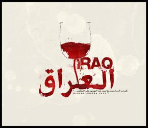 Iraq how Blood by mohamdKharsa