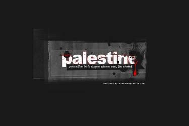 Palestine In Danger 2007 by mohamdKharsa