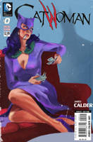 Golden Age Catwoman Issue #0 by Kodachi-sama
