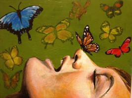 Butterfly Garden by ckrickett