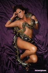 Snake art by azlimelightcom