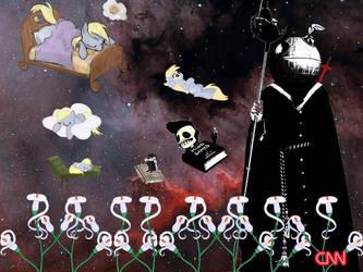 Mundo en el campo del espacio by zetaciomano