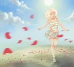 run to you by JigokuNeko