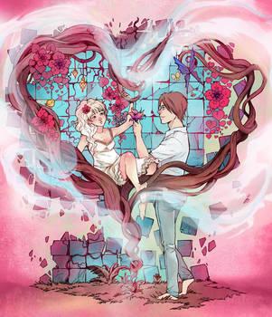 the heart grows by JigokuNeko