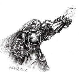 Inquisitor by Strewo