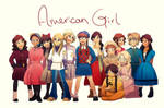 American Girl by SOLAR-CiTRUS