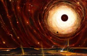 COSMIC MAELSTROM by AstroBoy1
