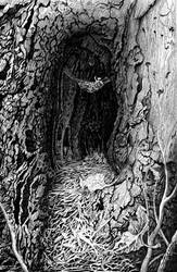 Enter the underbark - rasterized by CalciteMink1610