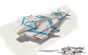 transporter concept by songofelf