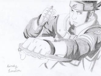 Asuma Sarutobi by Dragonfly224