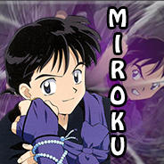Miroku Icon by Dragonfly224