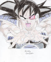 Turles From DBZ Movie 3 Tree of Might by Dragonfly224