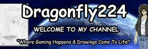 Wolfs Rain Kiba Youtube 2013 Banner[Dragonfly] by Dragonfly224