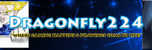 SSJ Future Trunks Youtube 2013 Banner[Dragonfly] by Dragonfly224