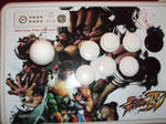 Original Street Fighter IV MadCatz Fightstick by Dragonfly224