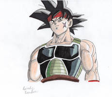 Bardock - The Father Of Goku by Dragonfly224