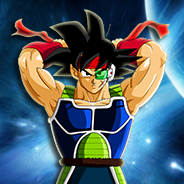 Bardock Donning Bandana Icon by Dragonfly224