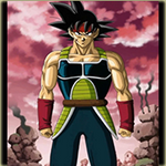 Bardock From DBZ Special Icon by Dragonfly224