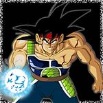 Bardock's Final Blast Icon by Dragonfly224