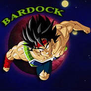 Bardock and Planet Vegeta Icon by Dragonfly224