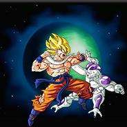 Goku vs Freiza - Fate of Namek Icon by Dragonfly224
