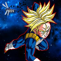 Trunks Google + ICON [Dragonfly] by Dragonfly224