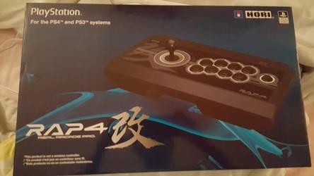 Box of Hori RAP4 Kai by Dragonfly224