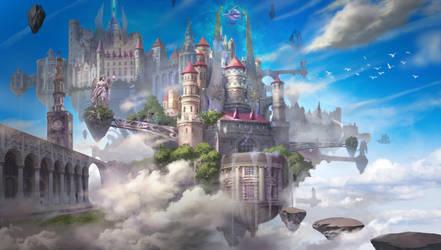 Castle by Weichenstudio