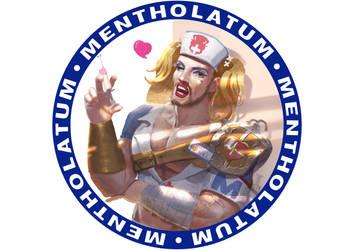 Mentholatum- M-hp Nurse by Weichenstudio