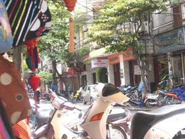 Home in Hanoi by oddno1ishere