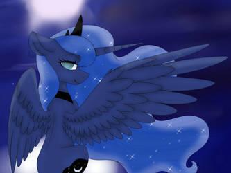 Luna Collab by StarChildTM