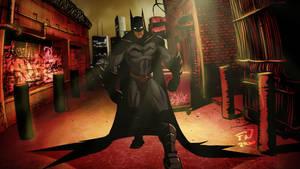 Batman Still by FedericoNovelo