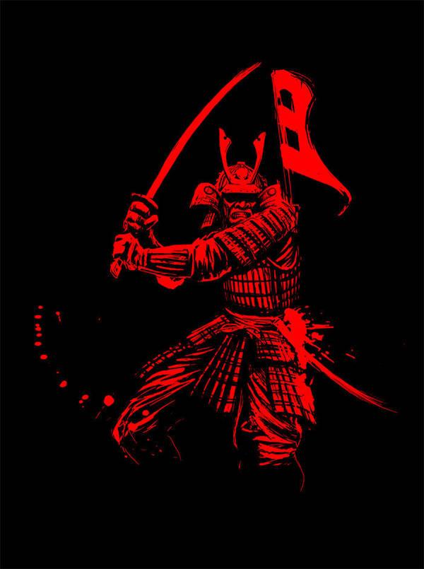 Samurai by FedericoNovelo