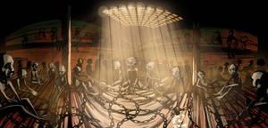 Interior of a Slave Ship by FedericoNovelo
