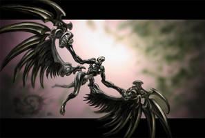 Angel by FedericoNovelo