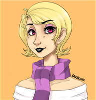 Roxy Lalonde by barboshi