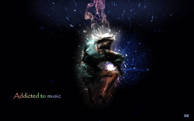 Addicted to Music by papawayne54
